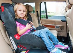 Test DNES: Dětské autosedačky