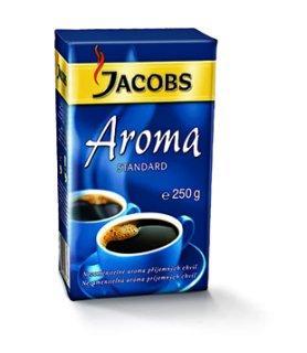 Mletá káva Jacobs Aroma Standard