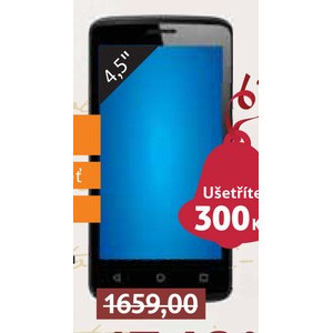 Maxcom MS 453 3G Smart Telefon v akci