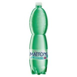 Mattoni přírodní minerální voda, vybrané druhy