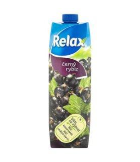 Relax ovocný nápoj, různé druhy