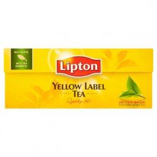 Lipton čaj, vybrané druhy