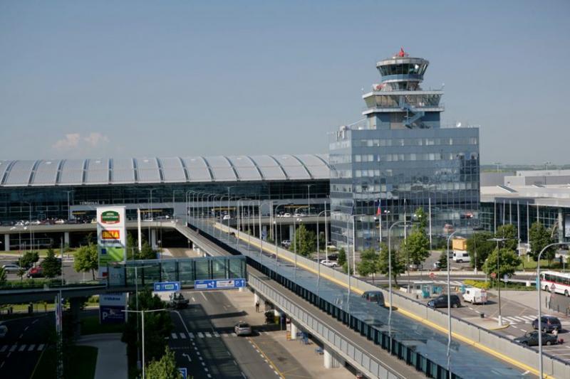 Letiště Praha -
