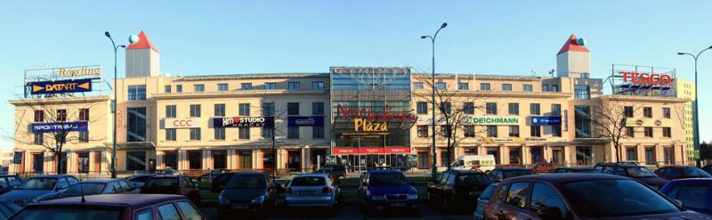 Obchodní Centrum Novodvorská Plaza -