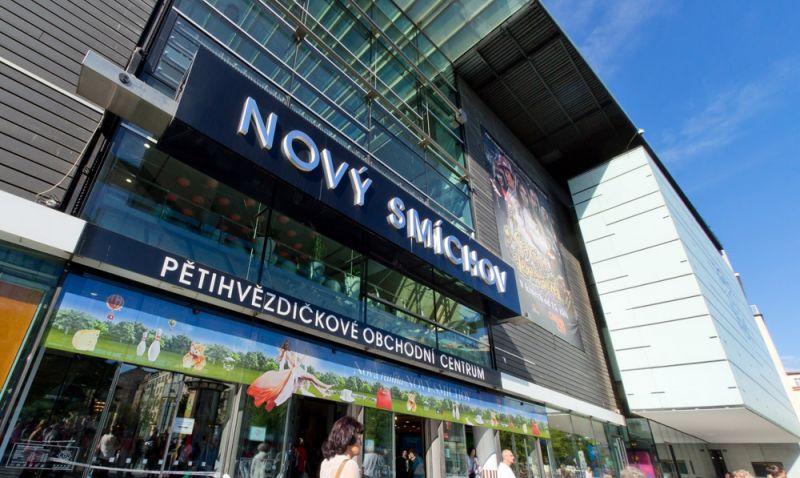Obchodní Centrum Nový Smíchov -