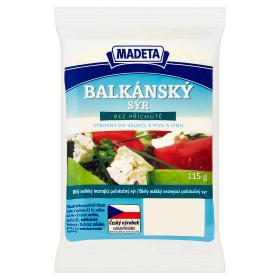 Madeta Balkánský sýr