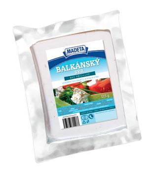 Balkánský sýr 43%
