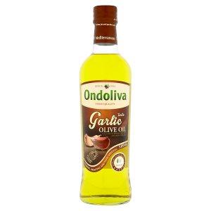 Ondoliva Olivový olej česnek 500ml