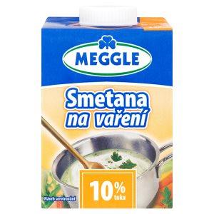 Meggle Smetana na vaření 10% tuku 500ml