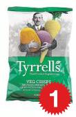 Tyrrell's Veg Crisps