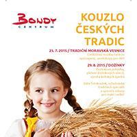 Letní Kouzlo českých tradic v Bondy