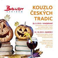 Podzimní Kouzlo českých tradic v Bondy Centru