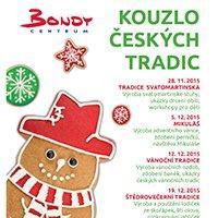 Bondy Centrum a nejen vánoční tradice