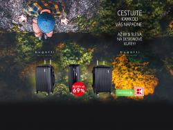 Kaufland: Věrnostní program Ravensburger a Bugatti