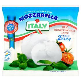 Test Dnes: Sýry mozzarella