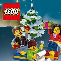 Vydejte se na Vánoční stavění s LEGEM do NC Královo Pole