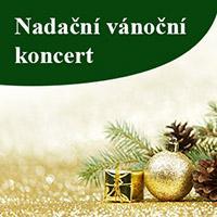 Nadační vánoční koncert v NC OAZA Kladno