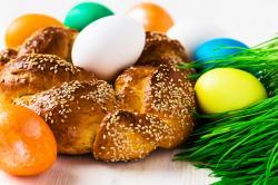 Jednoduché recepty na Velikonoce