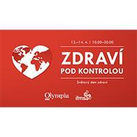 Mějte zdraví pod kontrolou s OC Olympia Brno