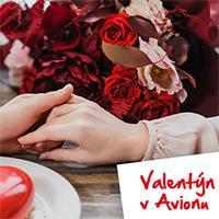 Valentýnské nákupy v OC Avion Shopping Park Ostrava