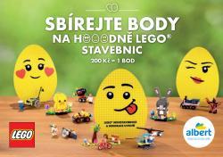 Albert: Velikonoční ministavebnice LEGO® a čističe Kärcher