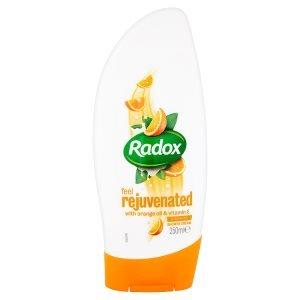 Radox sprchový gel 250ml, vybrané druhy
