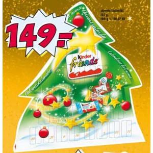 kinder adventni kalendar ARCHIV | Adventní kalendář Kinder v akci platné do: 16.11.2014  kinder adventni kalendar