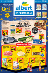 Leták Albert  Hypermarket od 5.8. do 11.8.2020