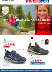 leták Intersport