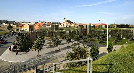 City Park Jihlava -