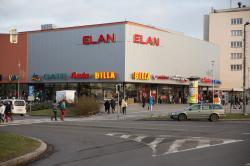 Obchodní centrum ELAN -