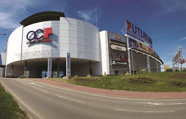 OC Futurum Brno -