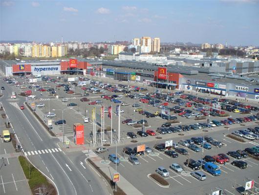 a8bd76f327 Obchodní centrum Avion Shopping Park Ostrava