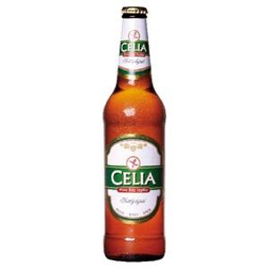 bezlepkové pivo Celia