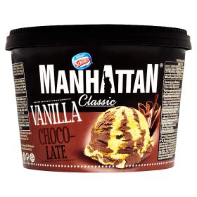Manhattan zmrzlina, vybrané druhy