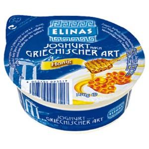 Elinas Jogurt řeckého typu 150g, vybrané druhy