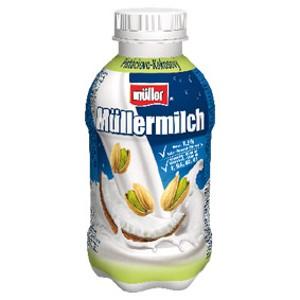 Müllermilch 400g, vybrané druhy