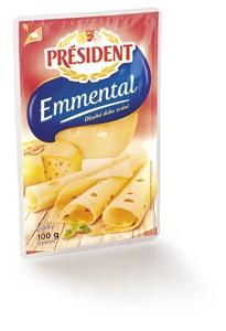Président Emmental 100g