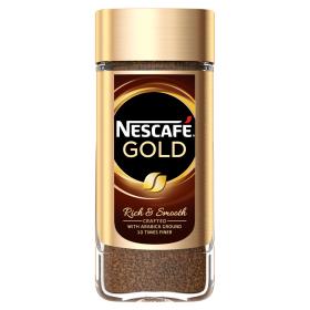 Nescafé Gold instantní káva 100g, vybrané druhy