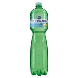 Poděbradka minerální voda ochucená 1,5l, vybrané druhy