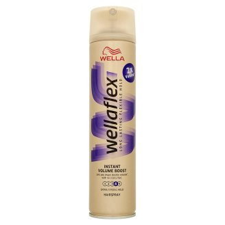 Wella Wellaflex Lak na vlasy, vybrané druhy