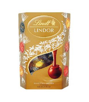 Lindor čokoládové koule