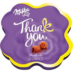 Milka dezert Thank You 42g, vybrané druhy