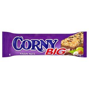 Corny Big tyčinka 50g, vybrané druhy