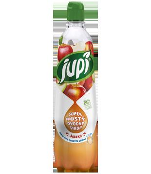 Jupí  Ovocný superhustý sirup 0,7l, vybrané druhy