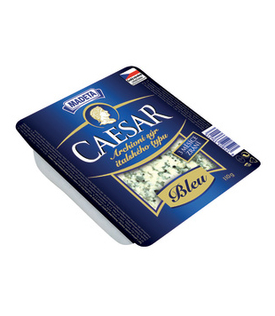 plísňový sýr Caesar Bleu 50%, porce