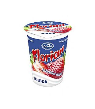 Florian jogurt 2,3% s příchutí 150g, různé druhy