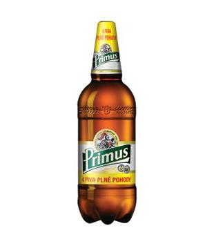 Primus, stolní světlé pivo (PET)