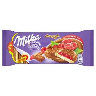 Milka ChocoJaffa piškoty s ovocnou náplní, vybrané druhy