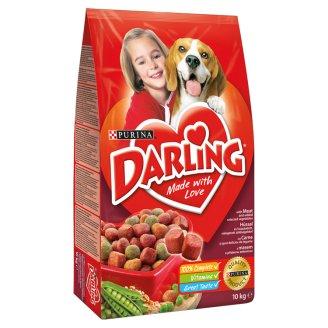 Darling granule pro psy 10kg, vybrané druhy